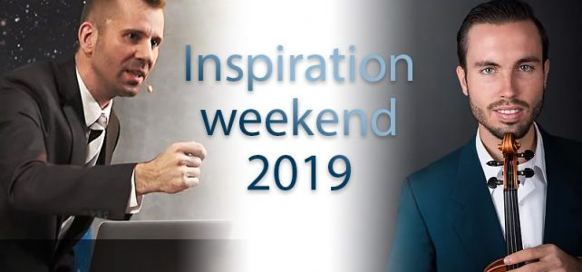Inspiration weekend 2019